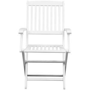 Chaise bois exterieur - Achat / Vente Chaise bois exterieur pas ...