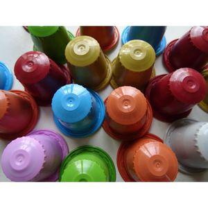 CAFÉ Assortiment 200 capsules dosettes café compatibles