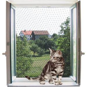 FILET DE PROTECTION KERBL Filet de protection pour chat - 6x3m - Trans