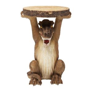 TABLE D'APPOINT Table d appoint Animal Mini Dino Kare Design