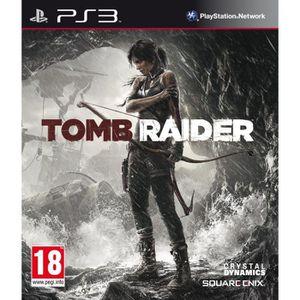 JEU PS3 Tomb Raider