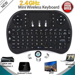 PAVÉ NUMÉRIQUE 2.4GHz Mini clavier sans-fil (wireless)  avec touc