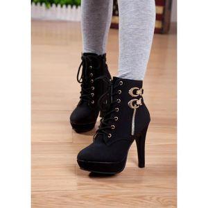 Les femmes en cuir plat de talon de bloc glands Bowkont Chelsea bottines chaussures XYY70818512 crAgPjm