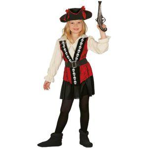 DÉGUISEMENT - PANOPLIE Déguisement de pirate fille crâne 1FG85934