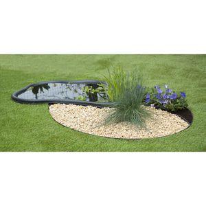 Bordure beton de jardin achat vente pas cher for Bordure de jardin pas cher