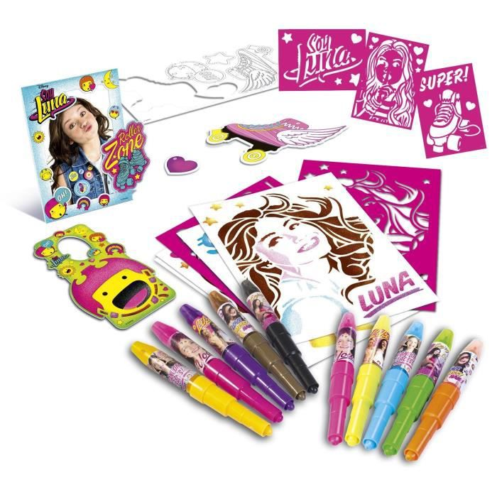 SOY LUNA BLOPENS Mes Creations Fluo
