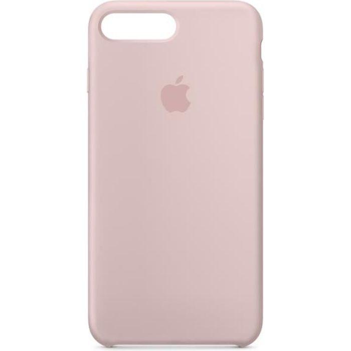 coque iphone 8 rose pale