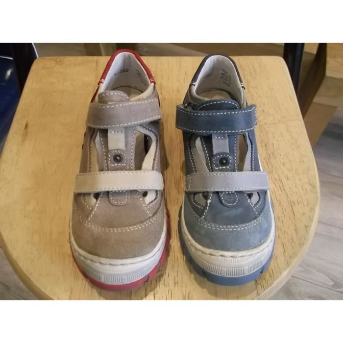 Chaussures garçons Mi-saisons Little Mary P31