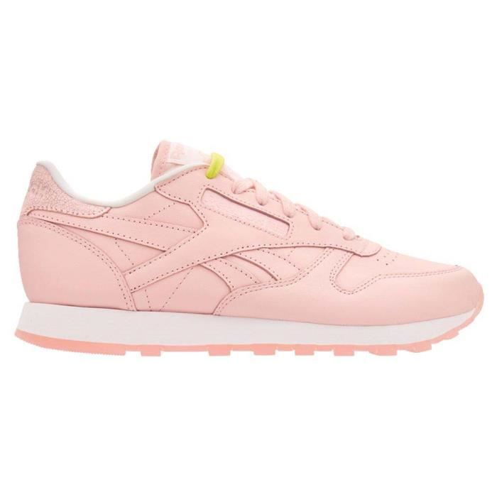 Classic Face Leather Reebok Baskets Leather Baskets Reebok Face Classic dwgxqd