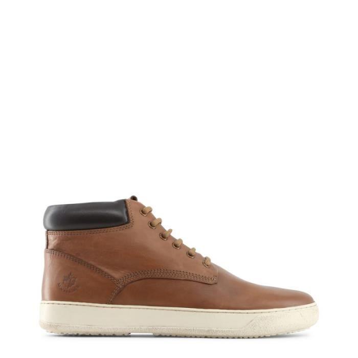 Chaussures ‡ lacets Homme 40 Lumberjack BLAZER03 Brun n7Ahn71tL