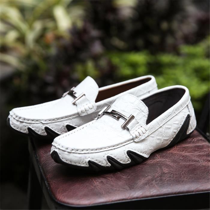 Homme Derbies Confortable Mode Chaussure LéGer 2018 Cuir Meilleure Qualité Chaussure Classique Beau 38-44 Brg5Flf