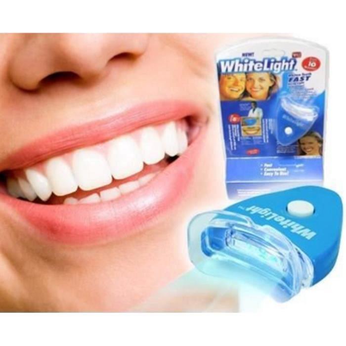 kit de blanchiment des dents