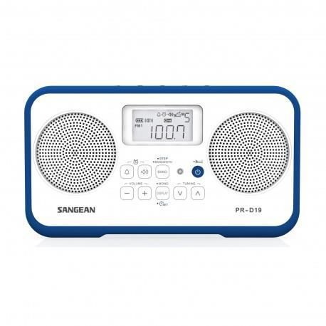 Radio Portable Numérique Am/fm Sangean - Pr-d19
