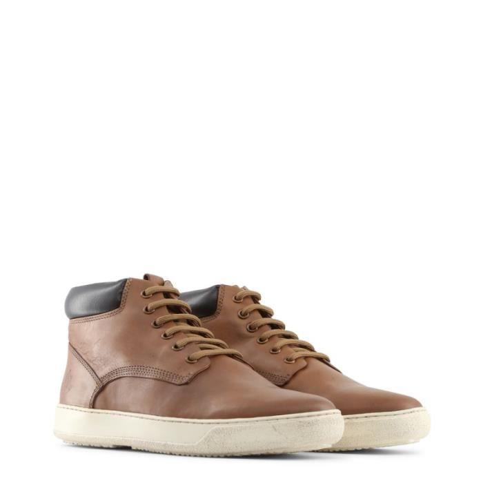 40 BLAZER03 Chaussures Brun Lumberjack Homme ‡ lacets BwT4qP