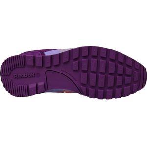 basket reebok enfant violet