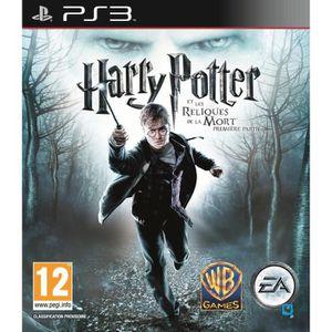 JEU PS3 HARRY POTTER LES RELIQUES DE LA MORT PART 1 / PS3