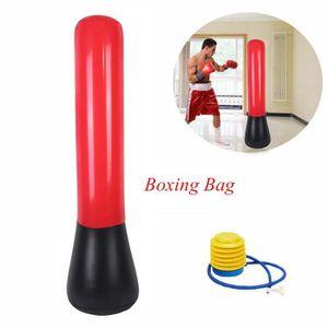 5ff46c584 SAC DE FRAPPE 160cm Sac de Frappe Gonflable Punching-Ball Boxe e