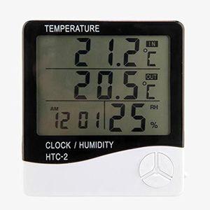 MESURE THERMIQUE LCD Digital thermomètre hygromètre Température Hum