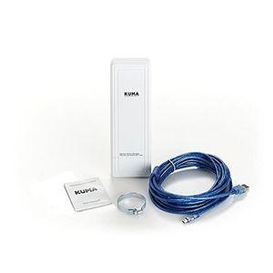 CLE WIFI - 3G Antenne WiFi USB Longue portée - Haut gain du sign