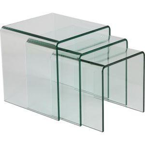 Table gigogne verre achat vente table gigogne verre - Tables gigognes pas cher ...