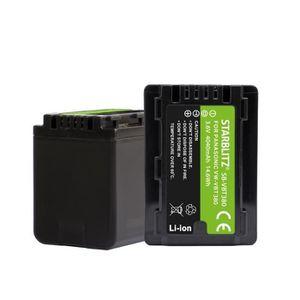 BATTERIE APPAREIL PHOTO Batterie Starblitz compatible Panasonic VW-VBT380