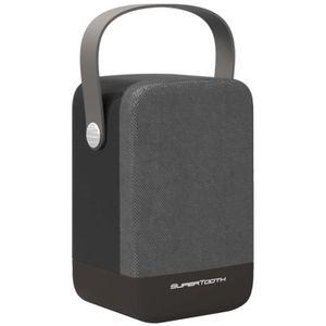ENCEINTE ET RETOUR SUPERTOOTH Enceinte portable Bluetooth stéréo D5 -