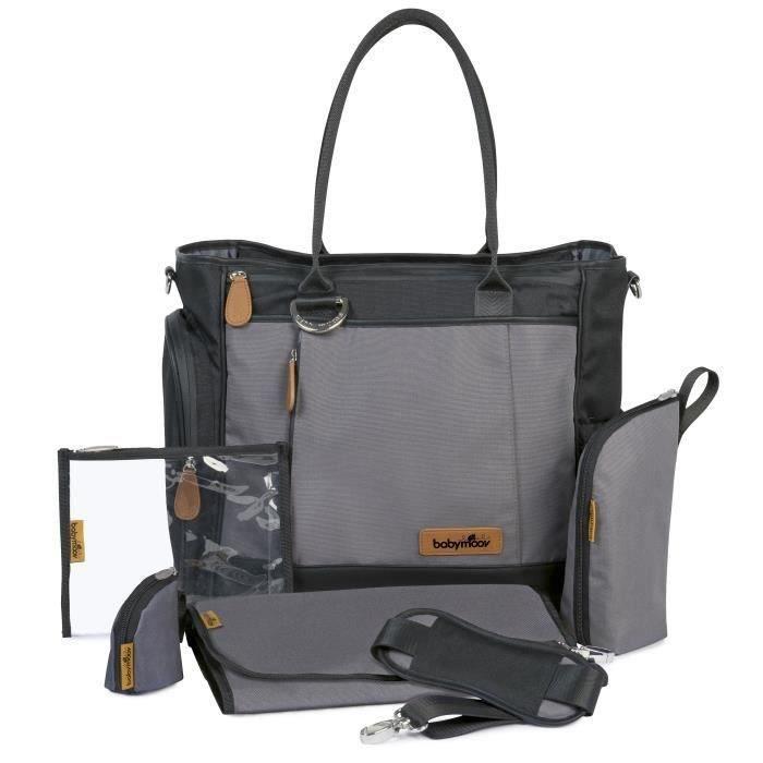 SAC À LANGER BABYMOOV Sac à Langer Essential Bag Black