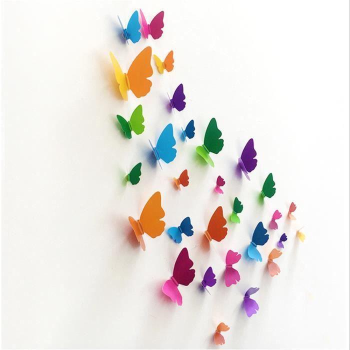 Papillon 10 Discount 3D bricolage papillon ...