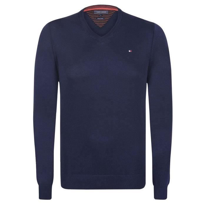 Tommy Hilfiger Pull Pacific Homme V-Neck