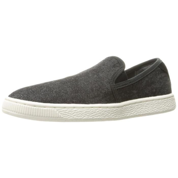 Puma Panier Classic Slip On Denim Sneaker mode C6I40 Taille-37 5SfHPdW1y
