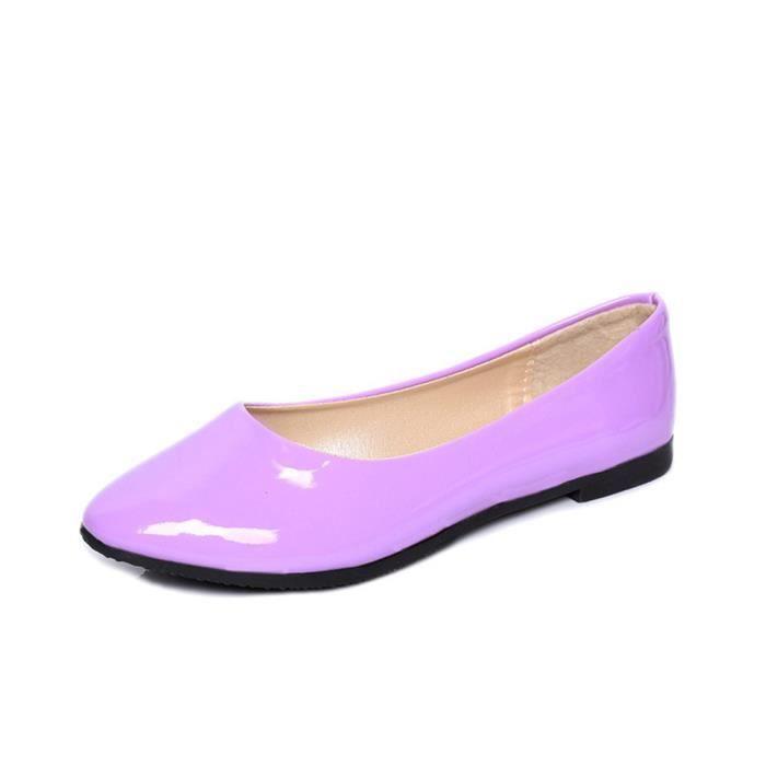 De Plus Elégant Nouvelle Plates Classique Couleur Chaussure Confortable Supérieure Rétro Moccasin Doux Chaussures Qualité Mode PXNZw8n0Ok