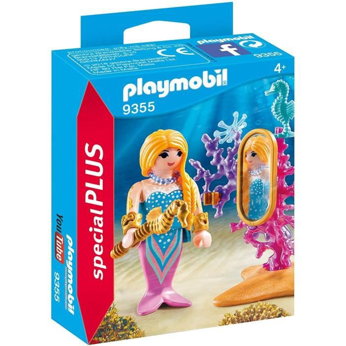Et Playmobil Pas Sirene Jeux Jouets Chers Achat Vente nOPk80w