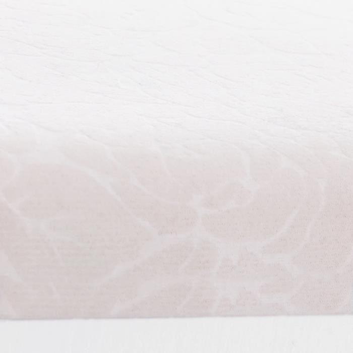 songmics 1 table de chevet avec 2 tiroirs table de nuit en bois blanc rdn01w achat vente. Black Bedroom Furniture Sets. Home Design Ideas