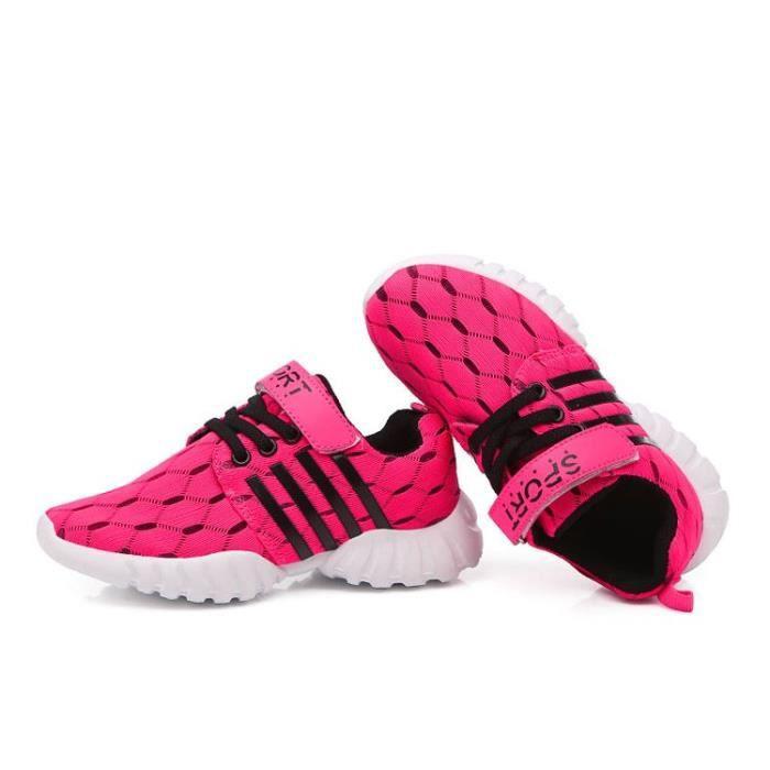 Basket Unisexe chaussures de sport pour enfants chaussures de course