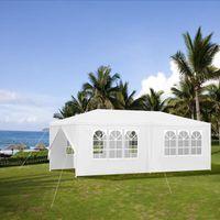 TONNELLE - BARNUM Tente de réception - 3 x 6 M - Pour Réception de m