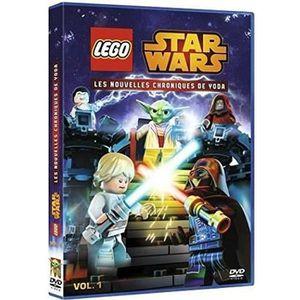 DVD DESSIN ANIMÉ DVD Lego Star Wars : Les nouvelles chroniques de Y