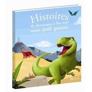 Livre 3-6 ANS Histoires de dinosaures à lire avec mon petit garç