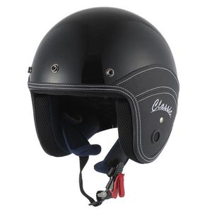 CASQUE MOTO SCOOTER [VIN CLASSIC JETS] Moto Moto Scooter Casque M Tail