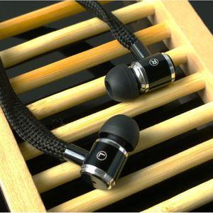 CASQUE - ÉCOUTEURS Creative Lacet Metal mains libres stéréo écouteur