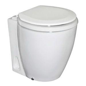 CUVETTE WC SEULE WC électrique Slim - lunette PVC auto-frein 12 V