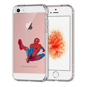 coque spiderman iphone 6