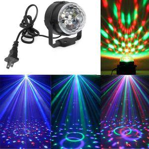 SPOTS - LIGNE DE SPOTS projecteur laser lumière contrôle du son compatibl