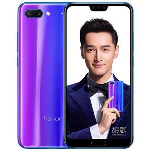 SMARTPHONE Huawei Honor 10 Smartphone 6 Go de RAM + 128Go de