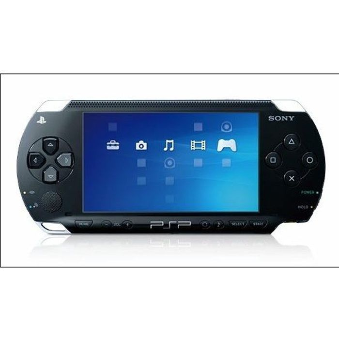 CONSOLE PSP CONSOLE PSP VALUE PACK