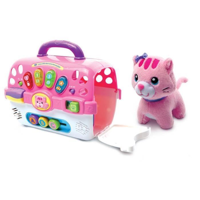 VTECH Mon p'tit chat et sa box magique