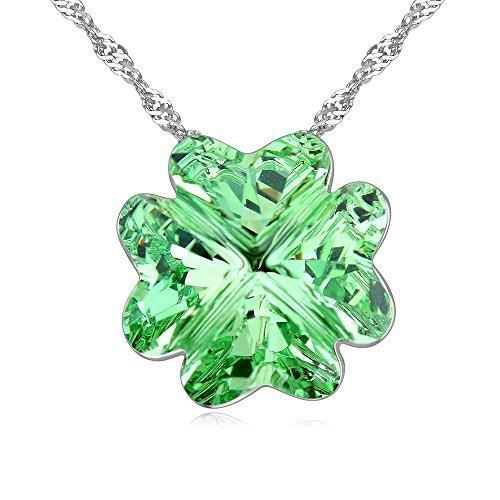 Les cristaux Swarovski femmes Collier pendentif à diamants. Tous les jours - Tenues de soirée Fashion bijoux. ZPQ23