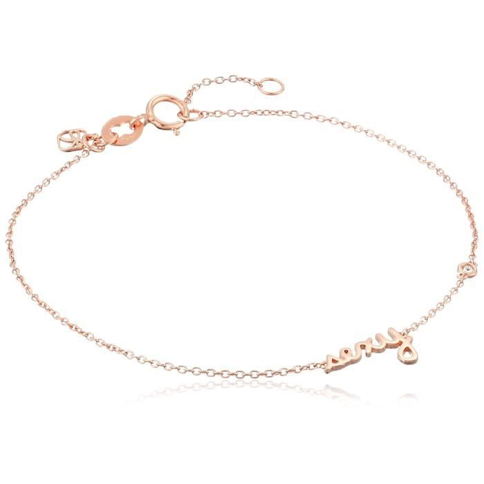 Sexy Bracelet With Diamond Bezel NWSWN