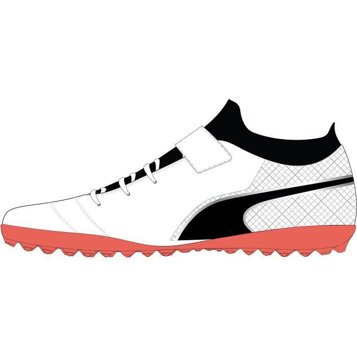 6f530527b57 Chaussures de foot Football junior Puma One 17.4 V Ps Ag - Prix pas ...