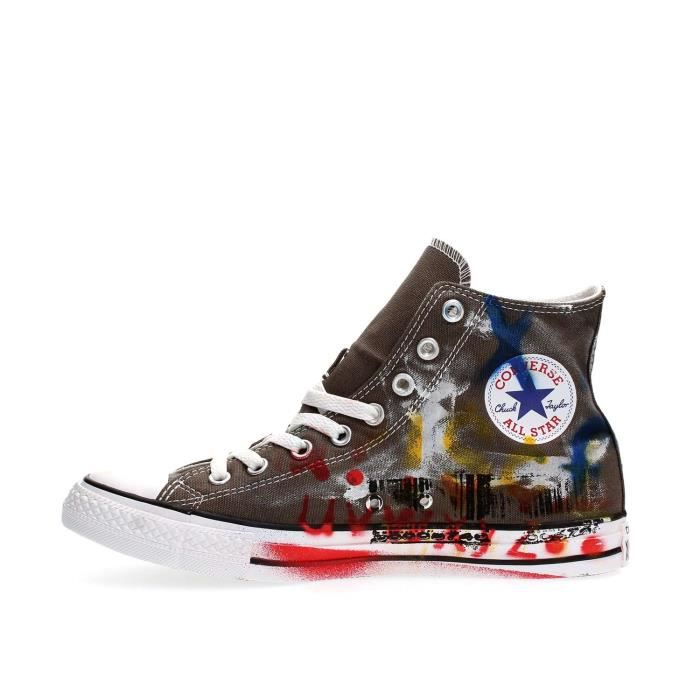 CONVERSE SNEAKERS Unisexe CHARCOAL, 44