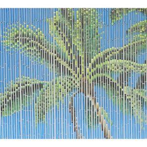 Rideaux porte en bambou achat vente rideaux porte en - Rideau de porte exterieur plastique ...